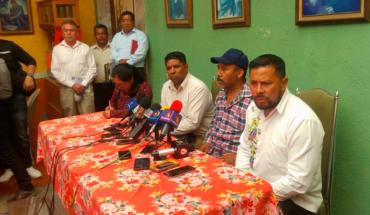 Interpone Consejo Indígena de Nahuatzen, denuncia de juicio político contra alcalde
