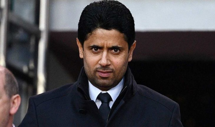 Interrogan al presidente del PSG en caso de presunta corrupción