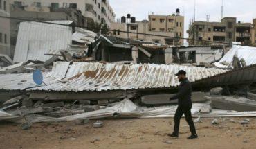Israel ataca objetivos de Hamas en respuesta a cohetes