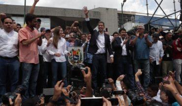 Iván Duque celebrates the return of Juan Guaidó to Venezuela
