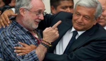 """Javier Sicilia dijo """"AMLO no nos cumplió, nos traicionó"""""""