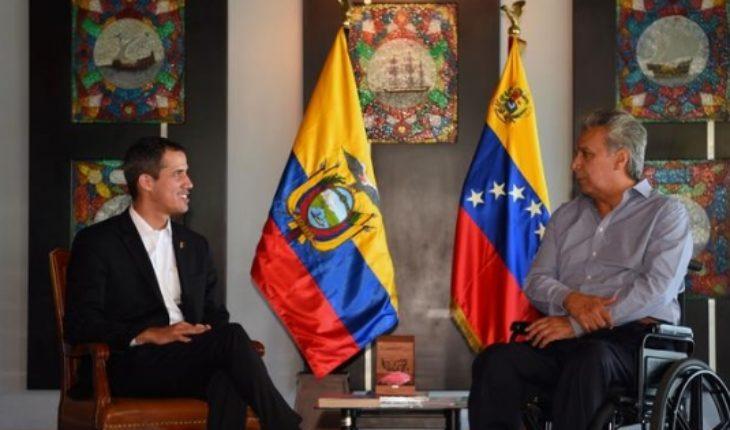 "Juan Guaidó warns: ""If I catch when you return to Venezuela will be a popular uprising"""