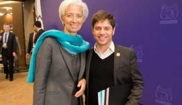 """Kicillof: """"the IMF knows that this program is unsustainable"""""""