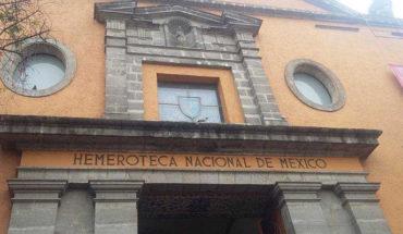 La Hemeroteca Nacional de México cumple 75 años