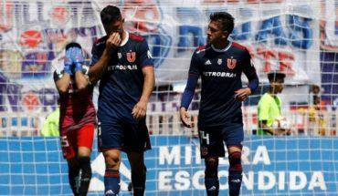 La U no logra levantar cabeza y pierde con Antofagasta: suma tres derrotas consecutivas en el Torneo Nacional