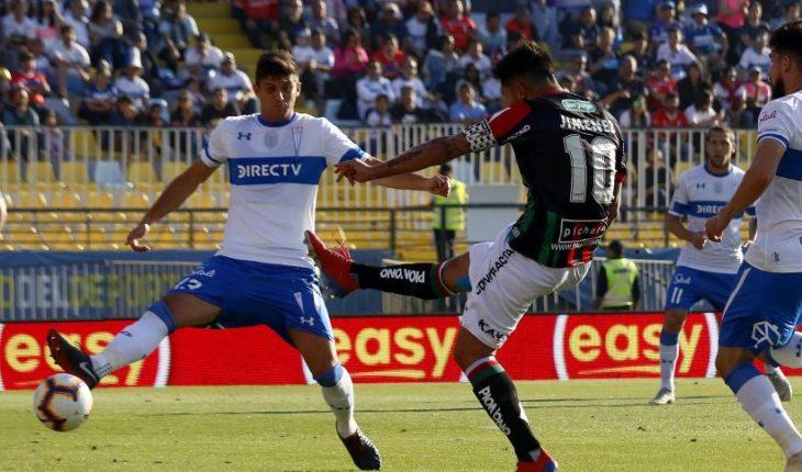 La UC goleó a un sorprendido Palestino y se quedó con la Supercopa