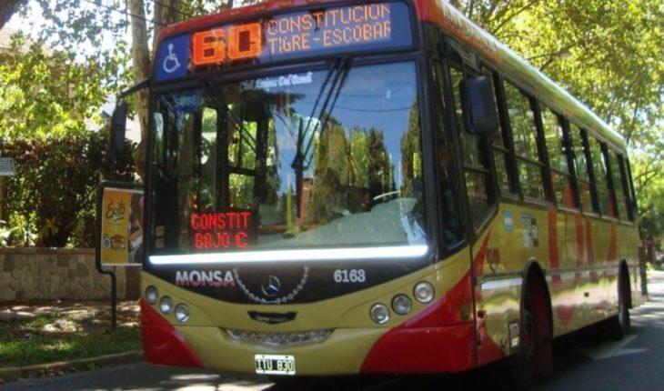 La línea 60 se achica y pierde ramales: cómo quedará su recorrido