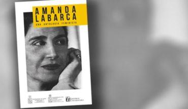 """Lanzamiento libro """"Amanda Labarca. Una antología feminista"""" en Universidad de Chile"""