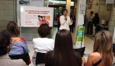 Launch campaign with free PAP for women
