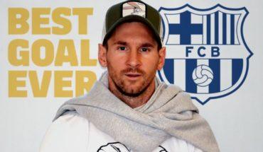 Leo Messi y otro premio en Barcelona: dueño del mejor gol de la historia