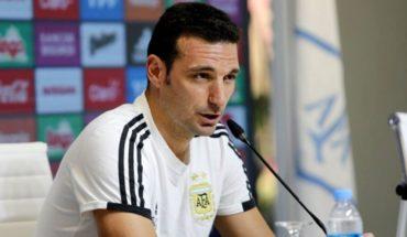 """Lionel Scaloni: """"El entrenador de Argentina está siempre en evaluación"""""""