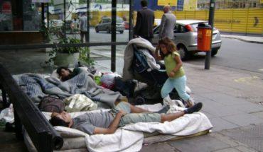 Más de 12 millones y medio de pobres en 2018 según la UCA