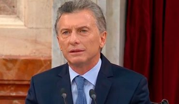 """Macri at the Conference: """"today Argentina is better stop that in 2015"""""""