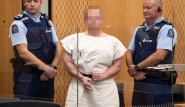 Masacre de Nueva Zelanda: El gesto neonazi del terrorista ante el Tribunal