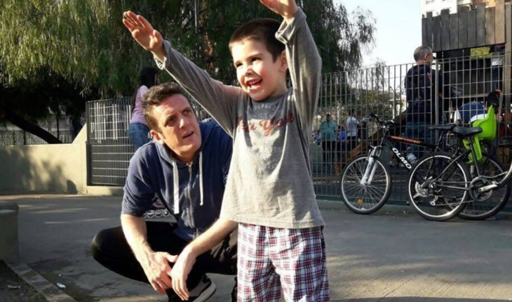 """Mauro Szeta on his grandson: """"today is Luca but cases are thousands"""""""