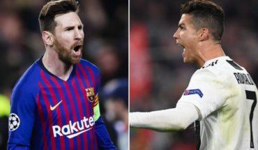 Messi vs Cristiano: el video que compara el rendimiento a la misma edad