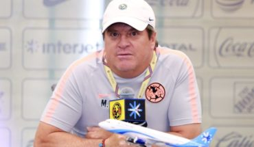 Miguel Herrera said that Gio does not come to America