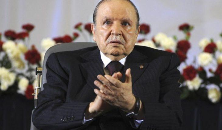 Militar busca declarar incapacitado a presidente de Argelia