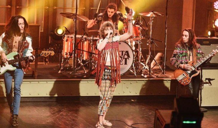 Mirá en vivo a Greta Van Fleet por Filo.News: blues rock en el Lollapalooza
