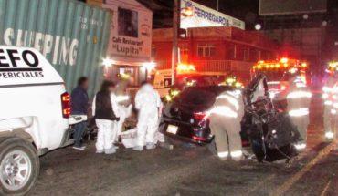 Motorist dies after hit with trailer in the Morelos in Morelia Morelia, Michoacan.-
