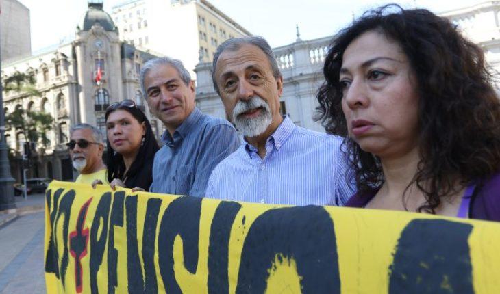 NO+AFP convoca a la marcha familiar del próximo 31 de marzo en todo el país