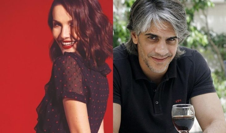 "Natalia Oreiro about his relationship with Pablo Echarri: ""I love"""