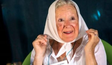 Norita, la Madre de Plaza de Mayo que es tendencia en las redes sociales