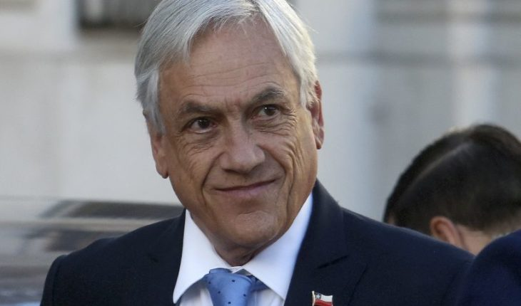 """Piñera: """"any collusion must be condemned with full severity"""""""