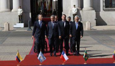 """Piñera en apertura de Prosur: """"Queremos crear un foro de diálogo sin ideologías"""""""