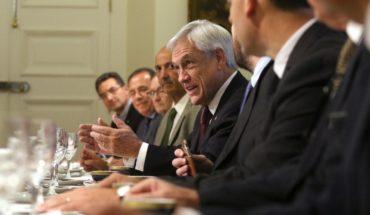 """Piñera y reforma tributaria: """"Nos va a permitir dar un salto adelante"""""""