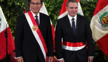 Popular actor and filmmaker swears as new Prime Minister of Peru