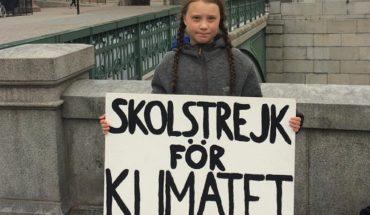 Quién es Greta Thunberg, la joven sueca de 16 años nominada al Nobel de la Paz