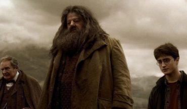 Quién es Robbie Coltrane, el intérprete de Hagrid en Harry Potter