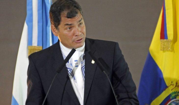 Rafael Correa habló sobre Argentina tras conocerse las cifras de la UCA