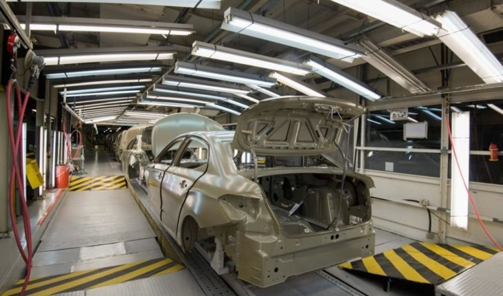 Renault: suspensions and stand in the production by the crisis