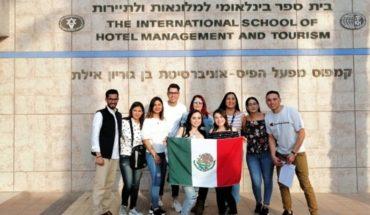 Retienen en Israel a alumnos mexicanos