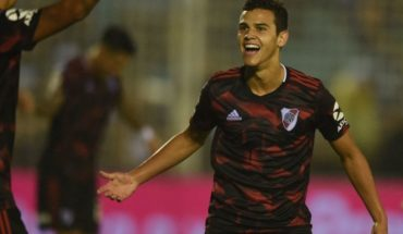River shielded Cristian Ferreira: clause of 25 million euros