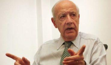 """Roberto Lavagna: """"La delicada situación requiere consensos para salir"""""""