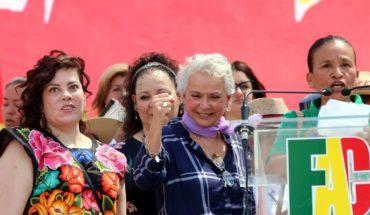 Sánchez Cordero requests do not criminalize women by abort