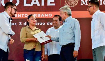 SEDATU launched in Los Cabos urban improvement program