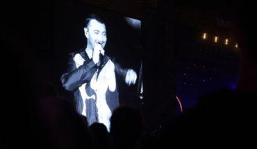 Sam Smith por primera vez en el país, brilla con su soul en el Lollapalooza