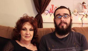 Se enamoraron y se casaron: ella tiene 72 años, él 19 y esta es su historia