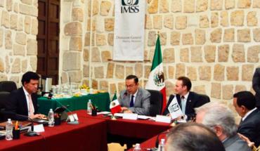 Sesiona por primera vez en Michoacán el Consejo Técnico del IMSS en Michoacán