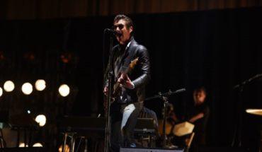 Sin palabras, sólo acordes: Mega show de Arctic Monkeys en el Lollapalooza