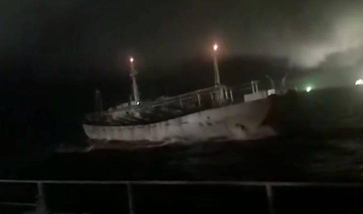 So was the tense pursuit of Prefecture to an illegal Chinese fishing