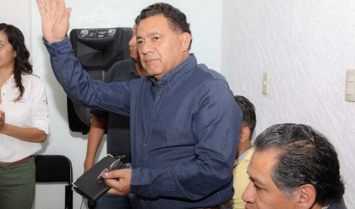 Strengthening of the agricultural sector of Michoacán, committed Fermín Barnabas