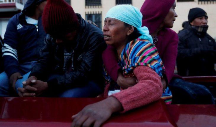 Suman 19 muertos por atropello en Guatemala