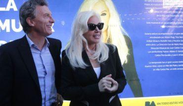"Susana Giménez spoke of politics: ""Macri support him always"""