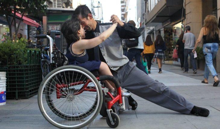 Tango sobre ruedas, ejemplo de inspiración y arte