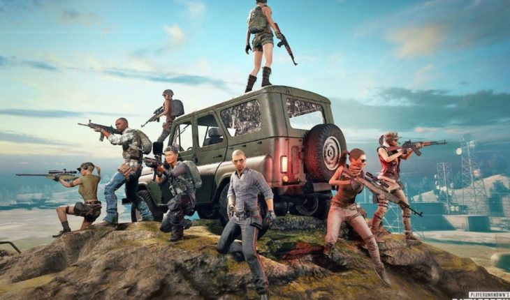The first map of PUBG will be remastered Erangel